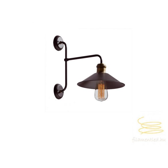Viokef Wall light two arms Rustic 3083600