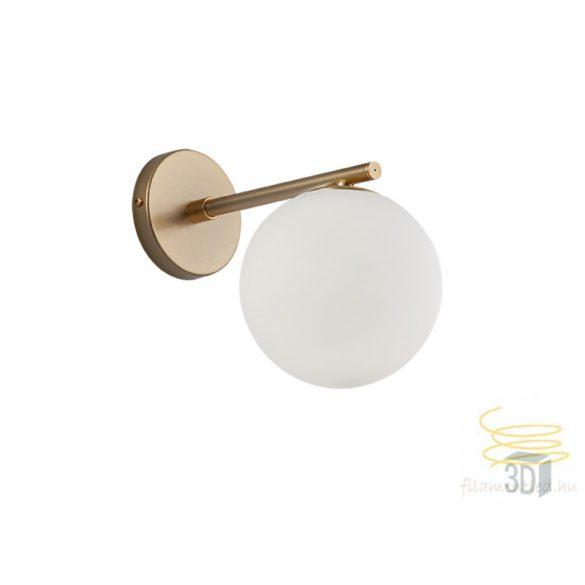 Viokef Wall Light Straight Arm Globe 3094700