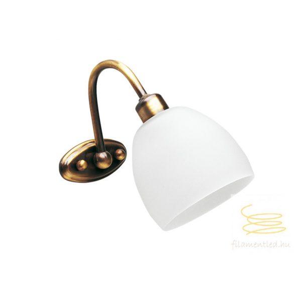 Viokef Wall lamp oxidized Niobe 351400