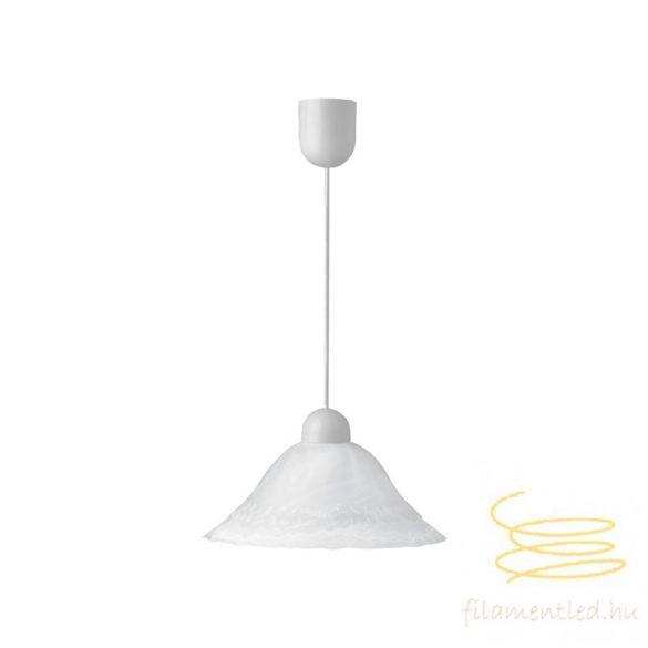 Viokef Pendant Light White Duet 3927500