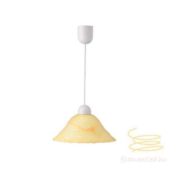 Viokef Pendant Light Amber Duet 3927501