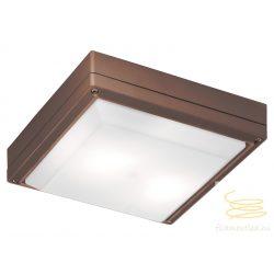 Viokef Ceiling lamp Brown Sq Leros 4049303