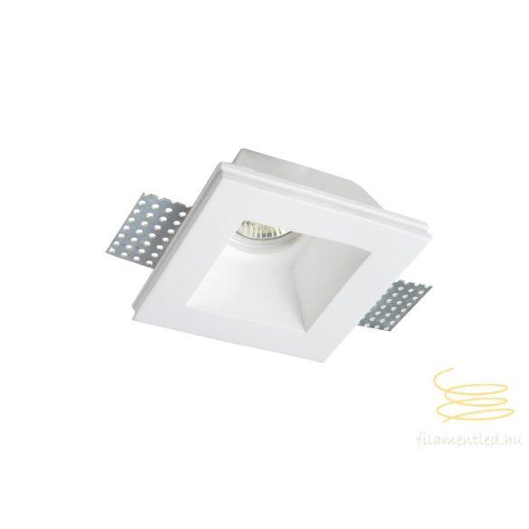 Viokef Recessed Spot Square Ceramic 4071400
