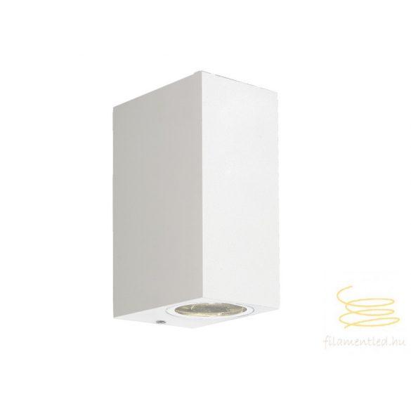 Viokef 2L wall lamp white SQ H:150 Tilos 4099401