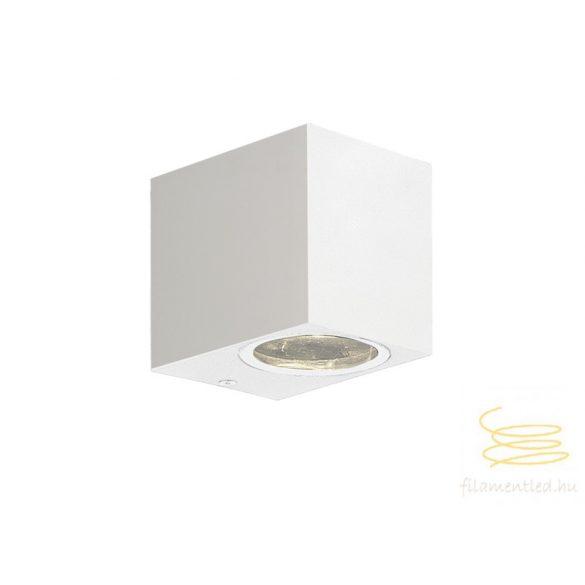 Viokef Wall lamp white SQ H:80 Tilos 4099501