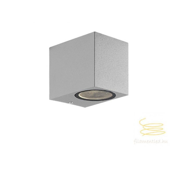 Viokef Wall lamp silver SQ H:80 Tilos 4099502