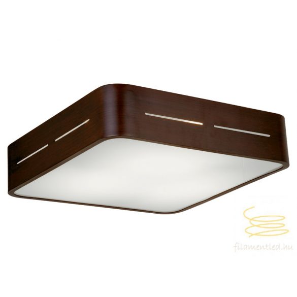 Viokef Ceiling lamp Wenge 380x380 Terry 4104301