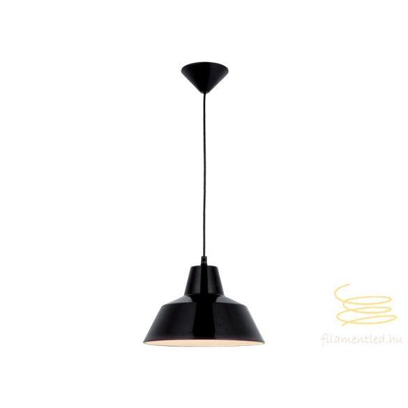 Viokef Pendant light black Glen 4105602