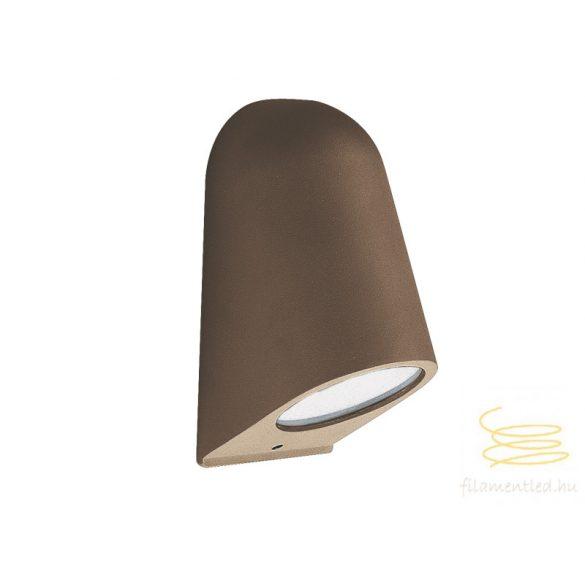 Viokef Wall lamp brown Hydra 4136202