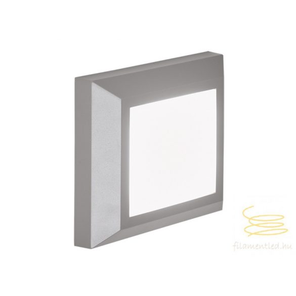 Viokef Wall lamp Led D:125X125 Leros Plus 4137900