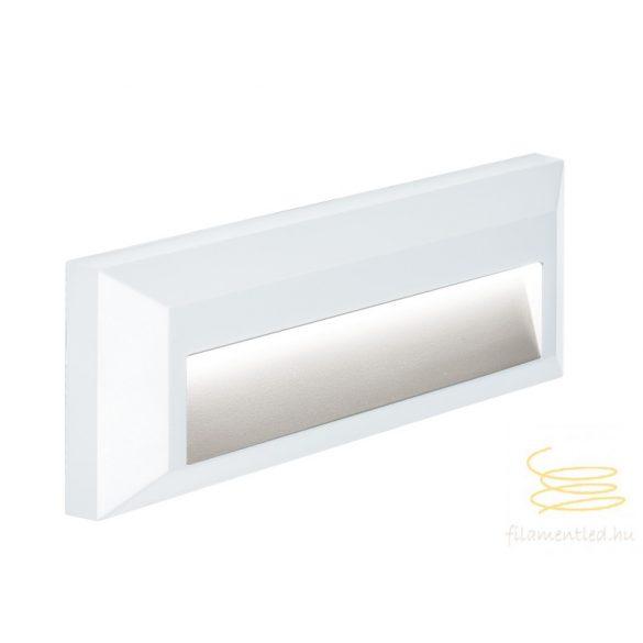 Viokef Wall lamp White Led L:230 Leros Plus 4138101