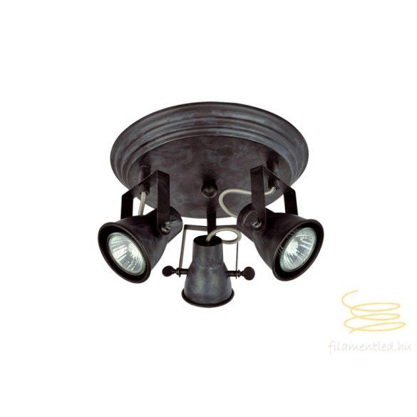 Viokef 3/Lights spot round Vintage 4139200