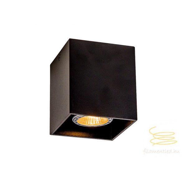 Viokef Ceiling lamp SQ black Dice 4144101
