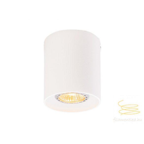 Viokef Ceiling lamp round white Dice 4144200