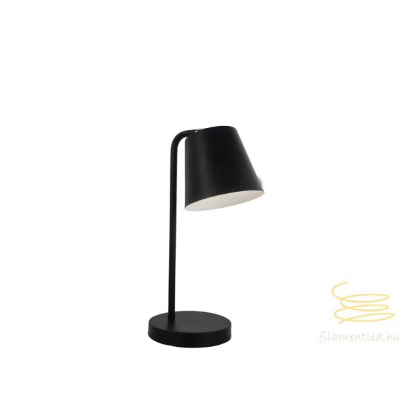 Viokef Table lamp black Lyra 4153101