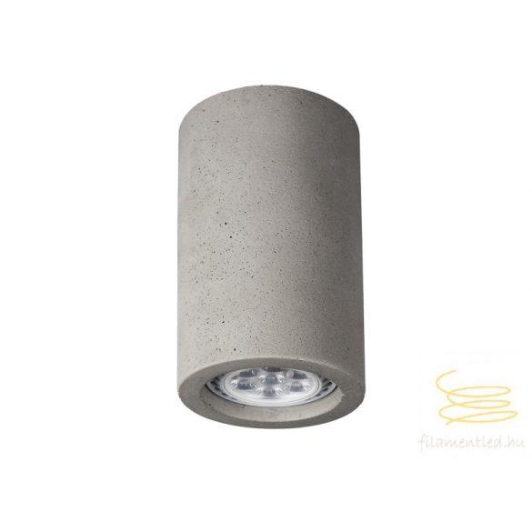 Viokef Spot Round Concrete Phenix 4160201
