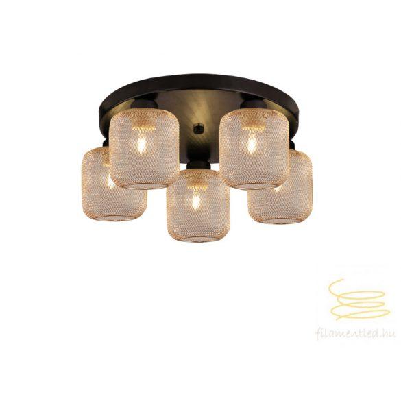 Viokef 5L ceiling lamp Loren 4165400