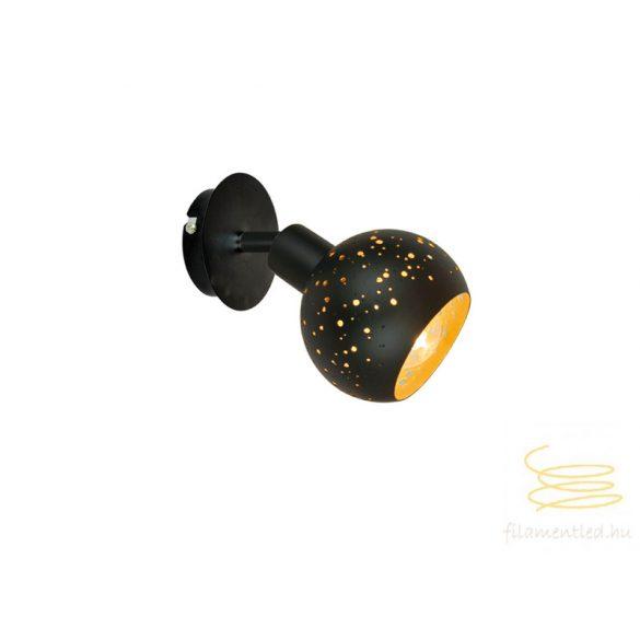Viokef Spotlight black Galaxy 4168000