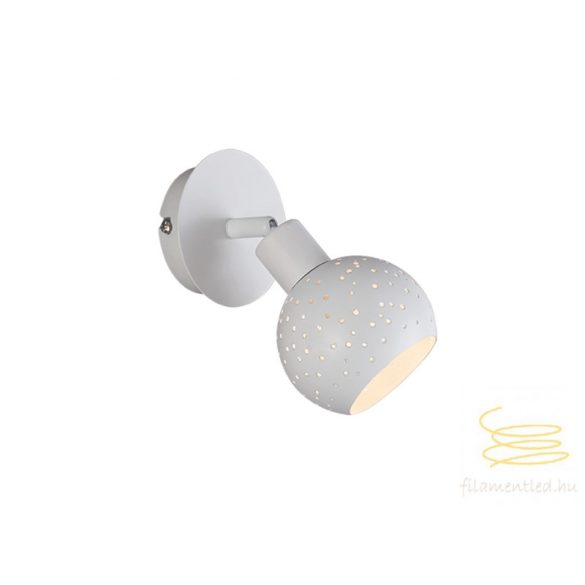 Viokef Spotlight white Galaxy 4168001