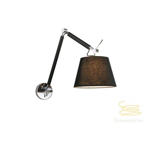 Viokef Wall lamp black D200 Filipa 4172600
