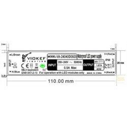 Viokef Driver 40W 24W 4182300