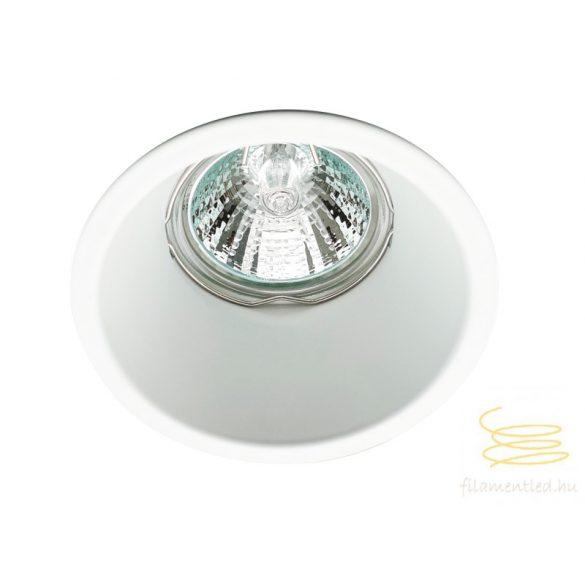 Viokef Resseced Spot White Round Rob 4182900