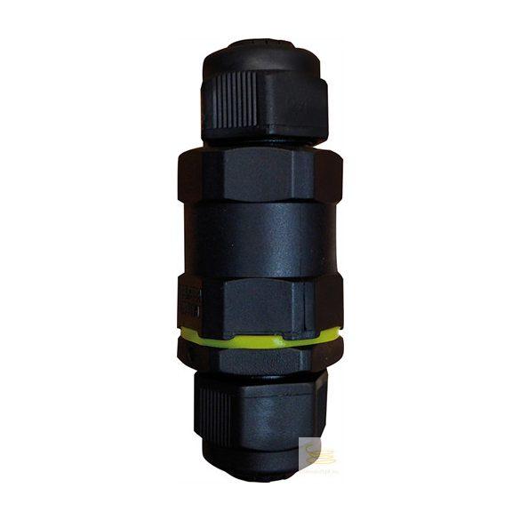 Viokef 3-pole Waterproof junction box 2Ways 4185500