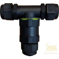 Viokef 3-pole Waterproof junction box 3Ways 4185600