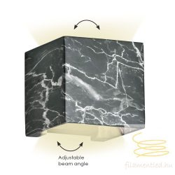 Viokef Wall Lamp Black Davos 4202803