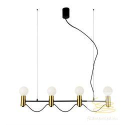 Viokef  4/Lights Pendant Bar Volter 4232400