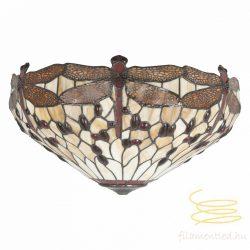 Filamentled Dragonfly W Tiffany mennyezeti lámpa FIL5LL-110280