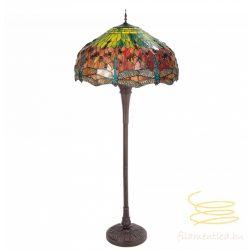 Filamentled Dragonfly Tiffany álló lámpa FIL5LL-11209459
