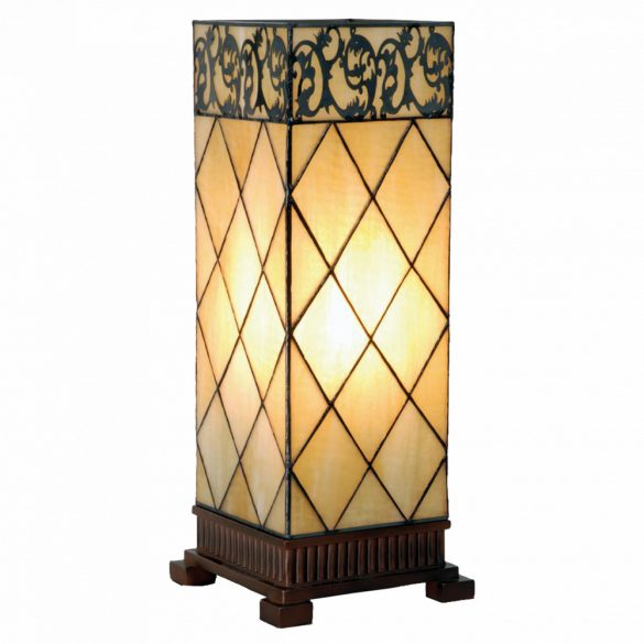 Filamentled Colchester L S Tiffany asztali lámpa FIL5LL-1139