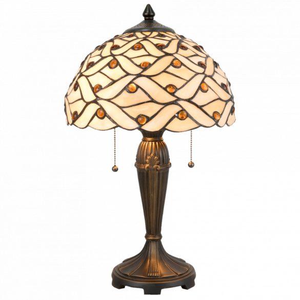 Filamentled Reeth Tiffany asztali lámpa FIL5LL-5181