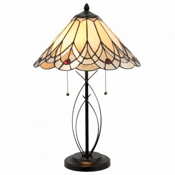 Filamentled Alyth Tiffany asztali lámpa FIL5LL-5186