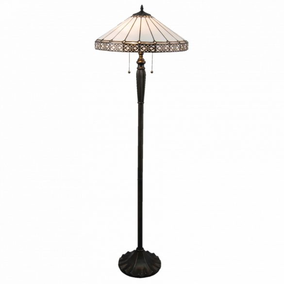 Filamentled Kendal Tiffany álló lámpa FIL5LL-5210