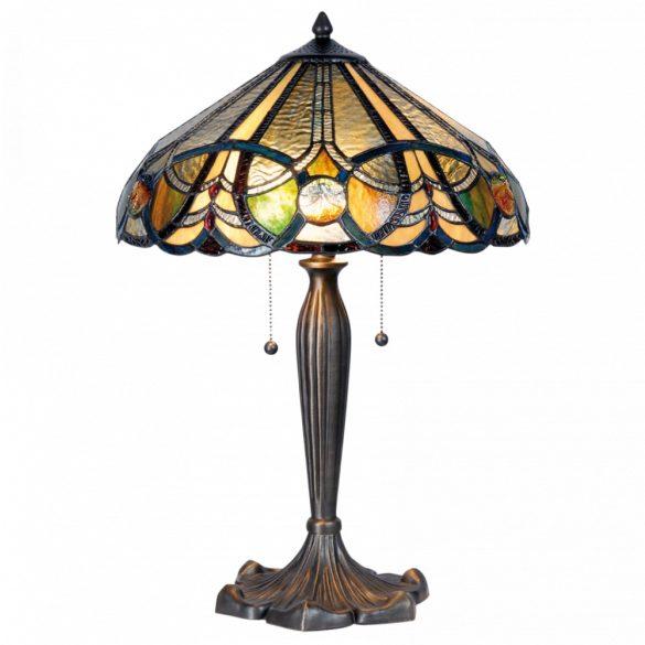 Filamentled Stenton Tiffany asztali lámpa FIL5LL-5299