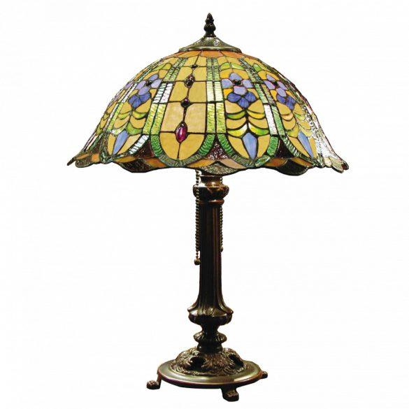 Filamentled Papple Tiffany asztali lámpa FIL5LL-5317