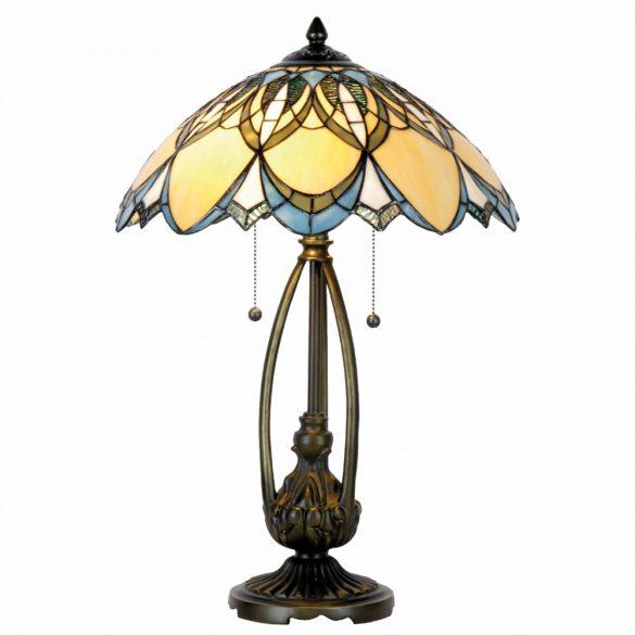 Filamentled Newbattle Tiffany asztali lámpa FIL5LL-5320