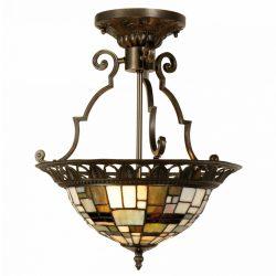 Filamentled Culmore Tiffany mennyezeti lámpa FIL5LL-5328