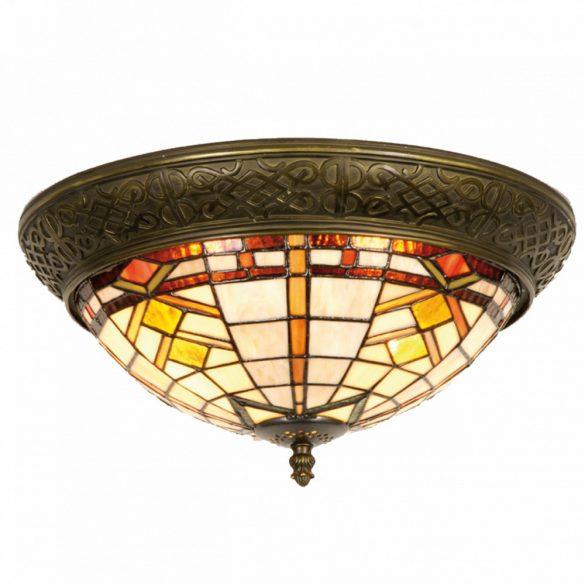 Filamentled Salen Tiffany mennyezeti lámpa FIL5LL-5349