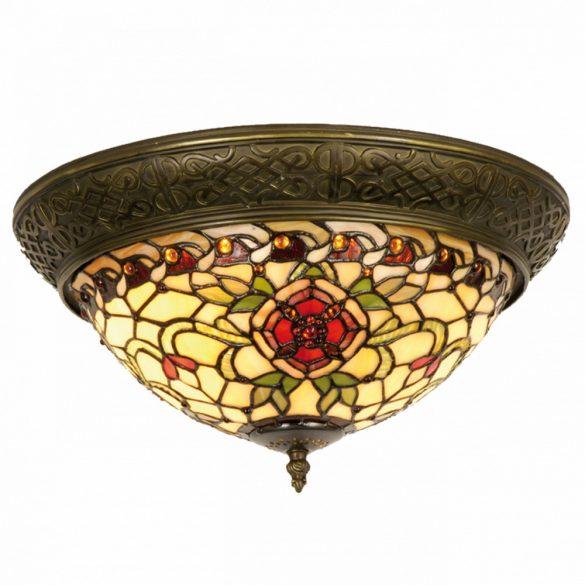 Filamentled Wellington Tiffany mennyezeti lámpa FIL5LL-5356