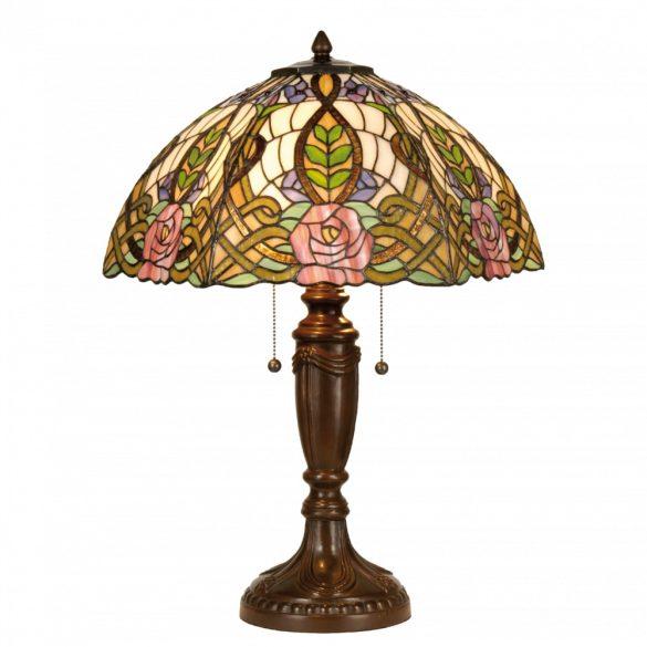 Filamentled Rose Tiffany asztali lámpa FIL5LL-5370