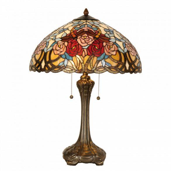 Filamentled Rose Tiffany asztali lámpa FIL5LL-5389