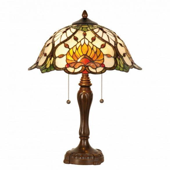 Filamentled Prestatyn Tiffany asztali lámpa FIL5LL-5390
