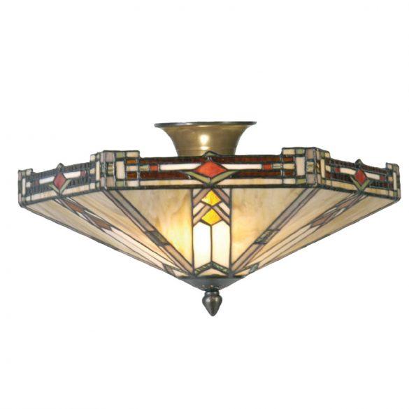 Filamentled Salen Tiffany mennyezeti lámpa FIL5LL-5420