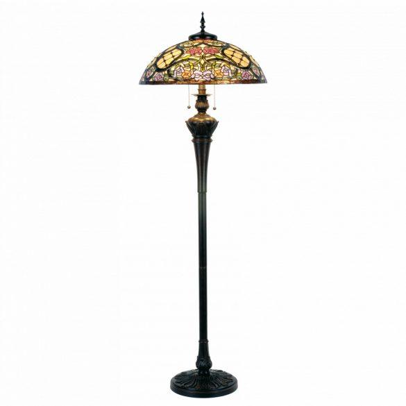 Filamentled Aberdadre Tiffany álló lámpa FIL5LL-5437
