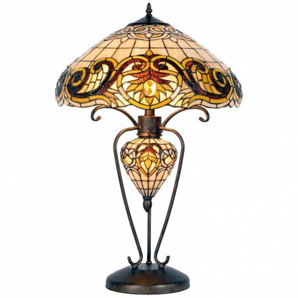 Filamentled Sauthery Tiffany asztali lámpa FIL5LL-5475