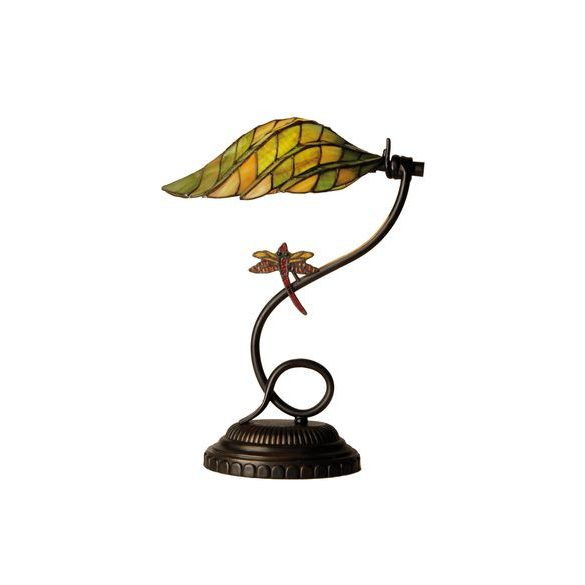 Filamentled Olney Tiffany asztali lámpa FIL5LL-5507