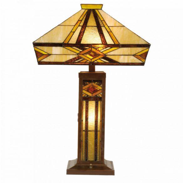 Filamentled Balfron Tiffany asztali lámpa FIL5LL-5520